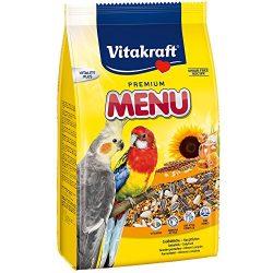 Vitakraft Premium Menu pappagalli 3kg – Alimenti Uccelli