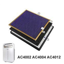 Reyee AC4121AC4123AC4124filtri kit per Philips AC4002AC4004purificatore d' aria AC4012Parts