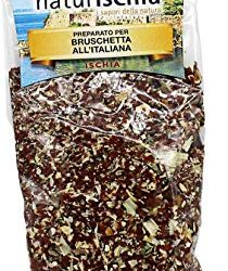 Naturischia – 3 confezioni di preparato per Bruschetta all'italiana 100 gr. ciascuna – Prodotto tipico Ischia