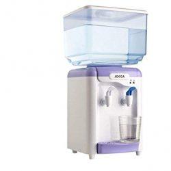 JOCCA 1102 – Distributore di acqua con serbatoio di 7 litri, Bianco/Viola