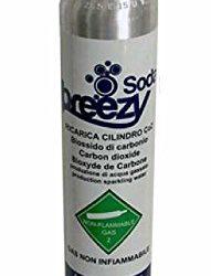 Novacqua – Bombola Co2 425G. Ricaricabile Per Sodastream/Wassermaxx/Soda Queen/Imetec 2