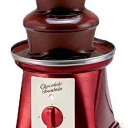 Ariete 2962.0 Fontana di Cioccolato, Plastica, rosso 2