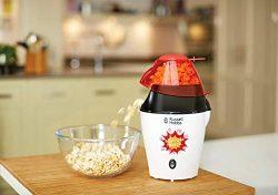 Russell Hobbs 24630-56 Macchina per Popcorn, 1200 W, Nero/Bianco 4