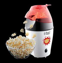 Russell Hobbs 24630-56 Macchina per Popcorn, 1200 W, Nero/Bianco 3