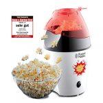 Russell Hobbs 24630-56 Macchina per Popcorn, 1200 W, Nero/Bianco